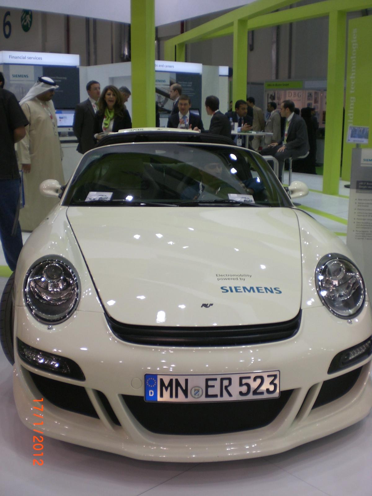 Porsche electrique