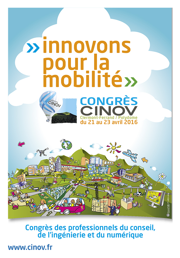 Congrès Cinov 2016 Mobilité