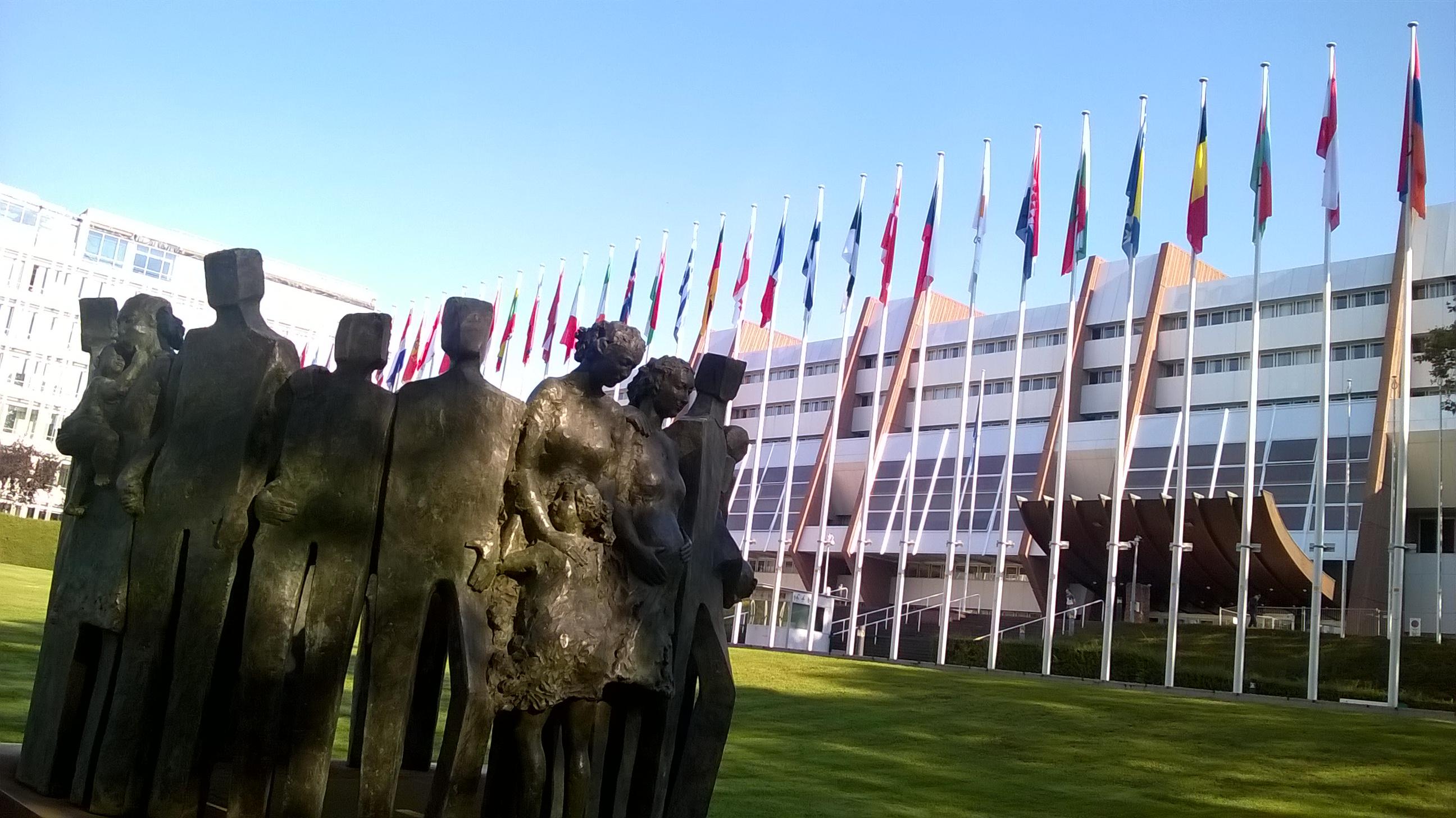 XX Congres CNECEJ - Conseil de l'Europe