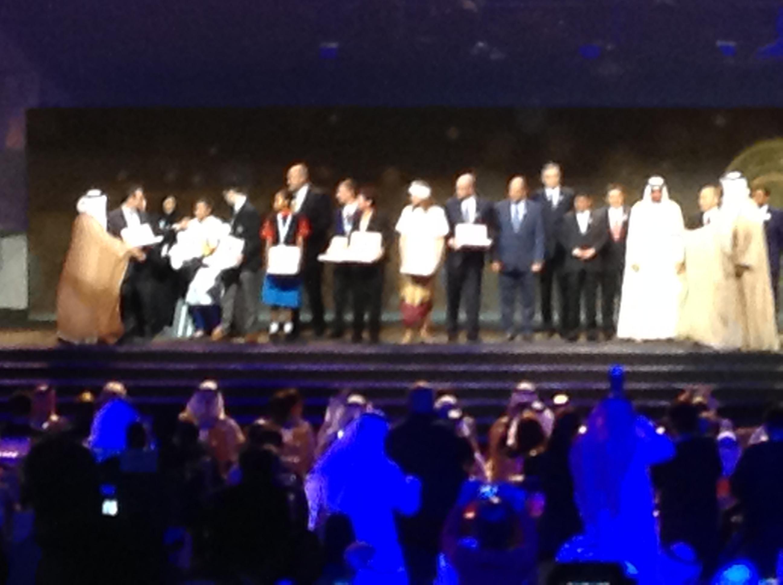 Ceremonie ouverture WFES 2017