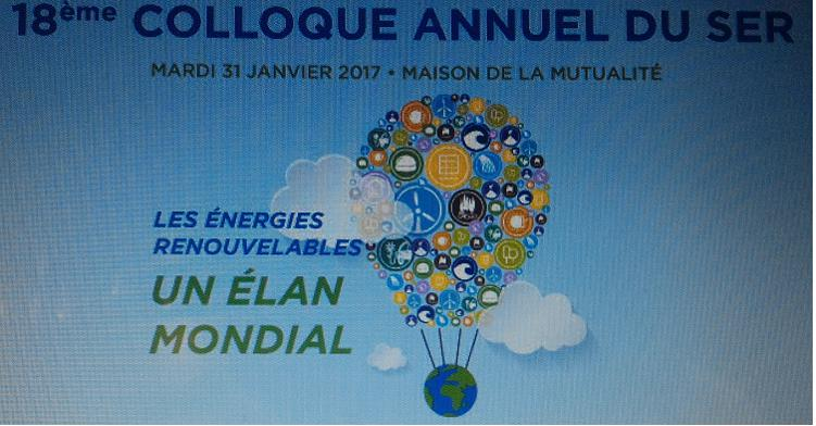 Colloque SER 2017