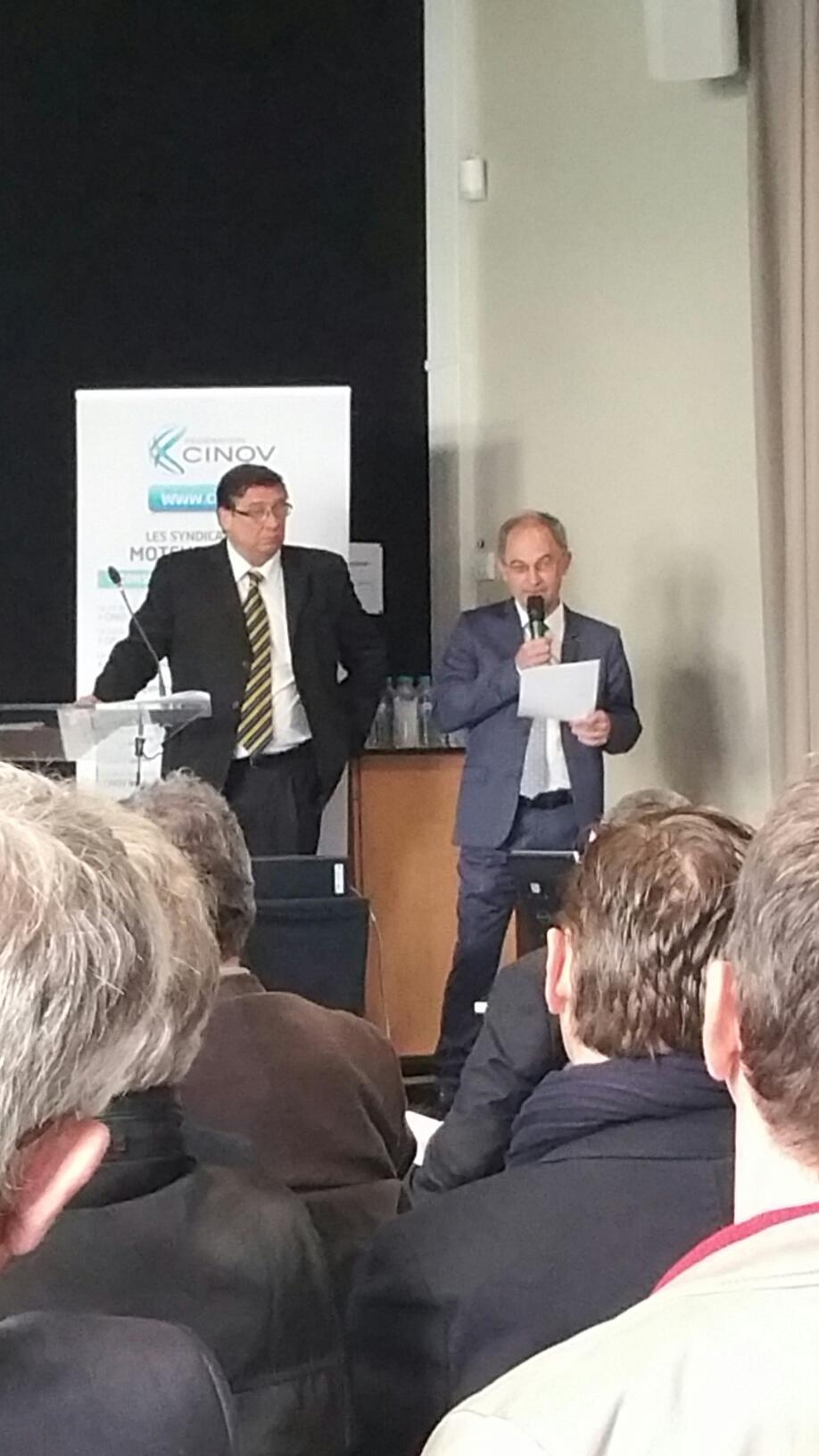 AG Cinov 2017 Le discours du president